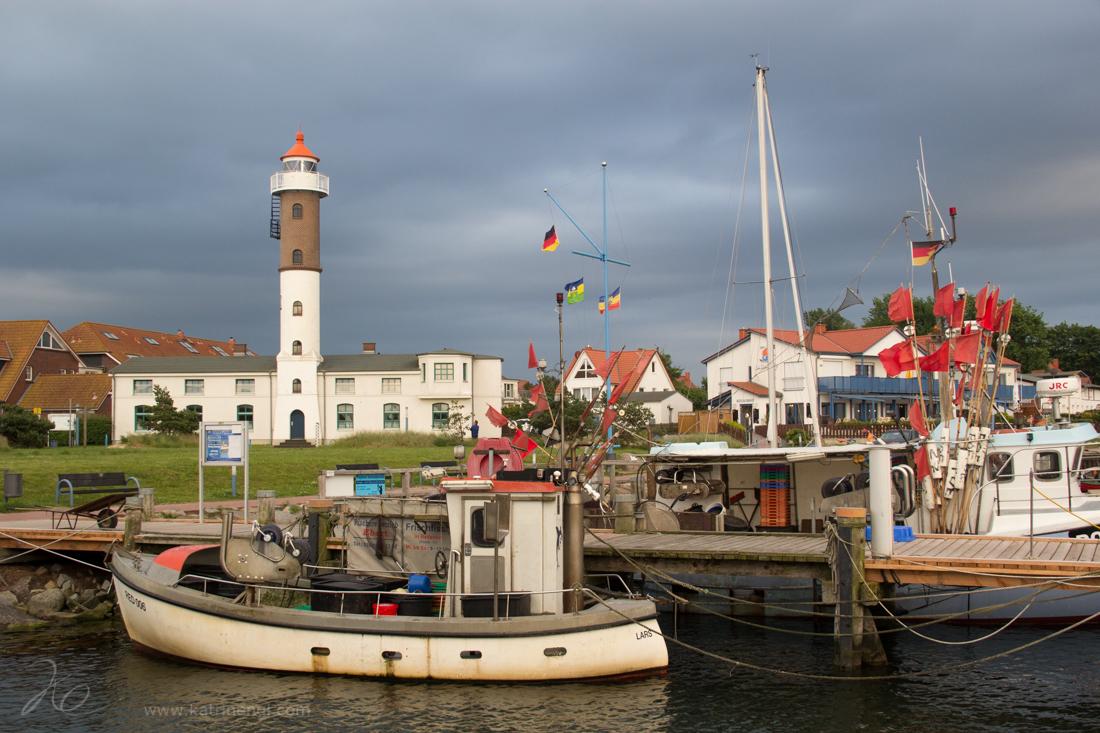 Harbor in Poel