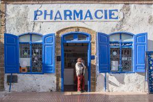 Blue pharmacy